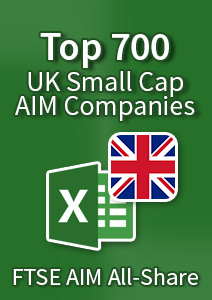 Top 700 Small-Cap UK Companies – Excel Download